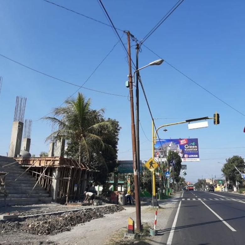 Tanah murah lokasi Sedayu Yogyakarta