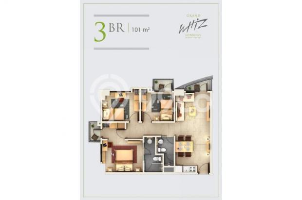Dijual Apartement The Park Residence Kelapa Gading 3BR 11413543