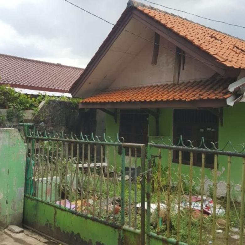 Dijual rumah bahan bisa nego di jatiasih bekasi (J0109)