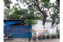 Rumah 10x15m Hitung Tanah di Jelambar