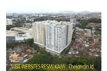 Apartemen Startegis dkt Dago & Lembang, Hanya Booking 15Jt, Kredit Tanpa Dp