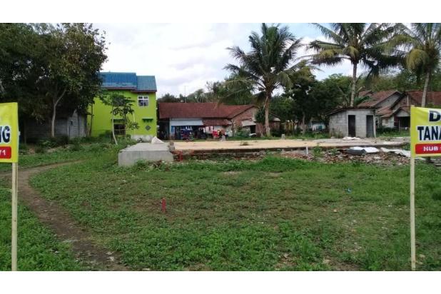Rp131jt Tanah Dijual