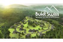 Tanah Murah Hanya 35juta 100m2   Kavling Villa Bukit Swiss Bogor