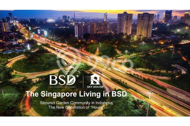 Miliki Apartemen eksklusif berkonsep Singapore Living RP.500 JUTAAN 14317367
