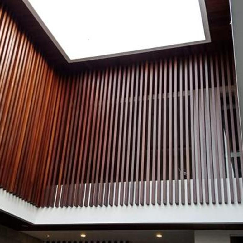 Rumah Sudut Mewah Minimalis Brand New di Pondok Indah