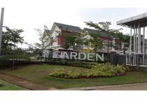 Rumah Cluster The Garden Serpong Jaya BSD