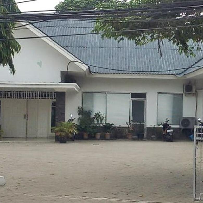 Jual hitung tanah, posisi strategis di jalan Raya Pondok Aren