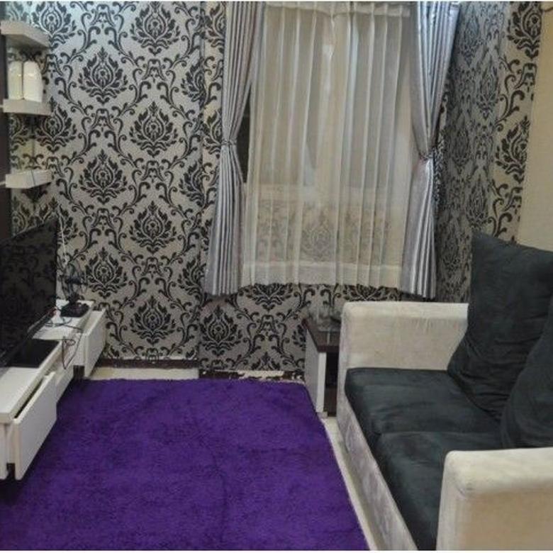 Apartemen 2 Kamar, furnish mewah & lengkap, Harga murah, di Bandung