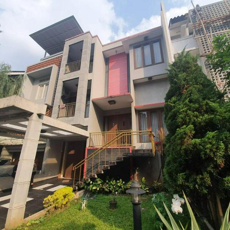 Rumah Siap Huni Dalam Komplek Di Lebak Bulus