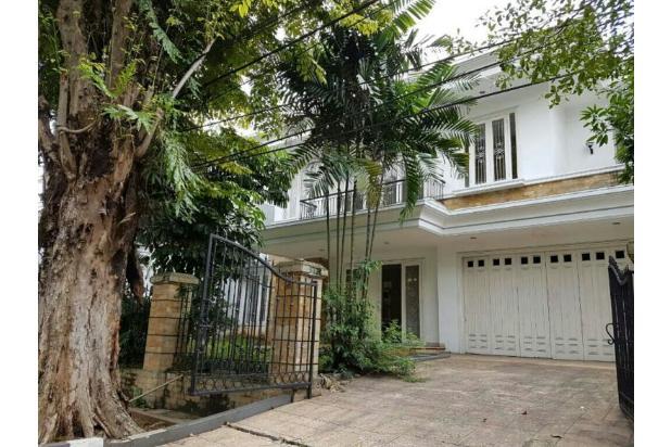 Rumah Di Kertanegara Jakarta Selatan 13697071