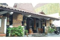 Dijual Rumah di Raya Solo Jogja Modern Guest House Dekat Bandara