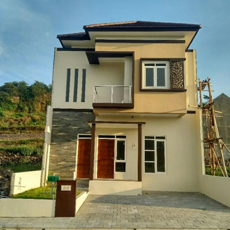 Rumah Minimalis 2 lantai Tembalang Semarang