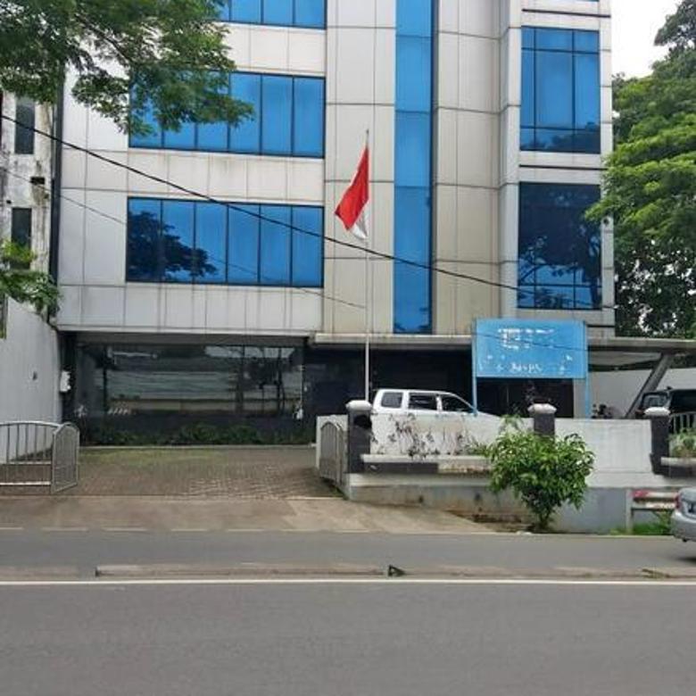 Gedung di  Pondok Pinang Jakarta Selatan luas tanah 859 m