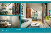 HARGA PERDANA Apartemen Southeast Capital Tipe 2 BR di Jakarta Timur