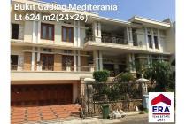 Rumah Mewah di Bukit Gading Mediterania Kelapa Gading