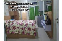 Sewa MURAH Fasilitas LENGKAP Apartemen STRATEGIS Green Pramuka City