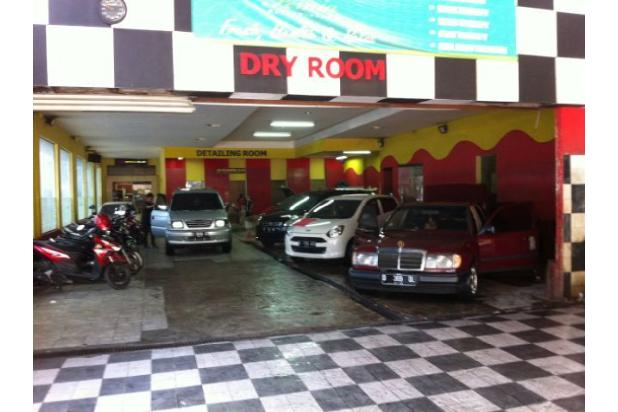 Dijual Ruman/Tempat Pencucian Mobil Di Buah Batu 2 Arah 15731539