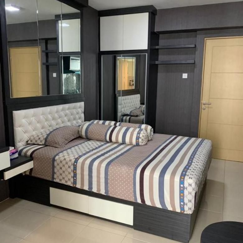 Apartemen Educity Full Furnished View POOL
