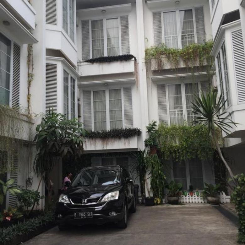 Rumah Mewah Murah Jakarta Selatan Cilandak Strategis OK