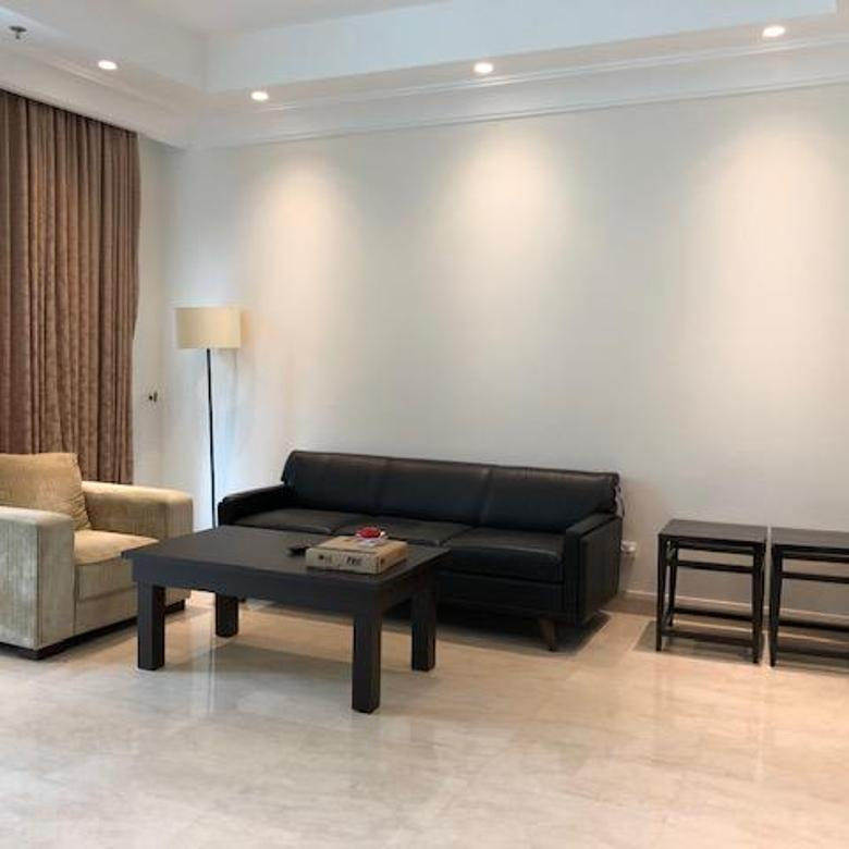 Nice and Cozy 2BR Apartment @ Pakubuwono View Apartment