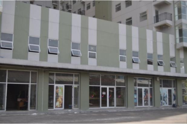 ruko 2 lantai di kawasan apartment strategis di kota bandung