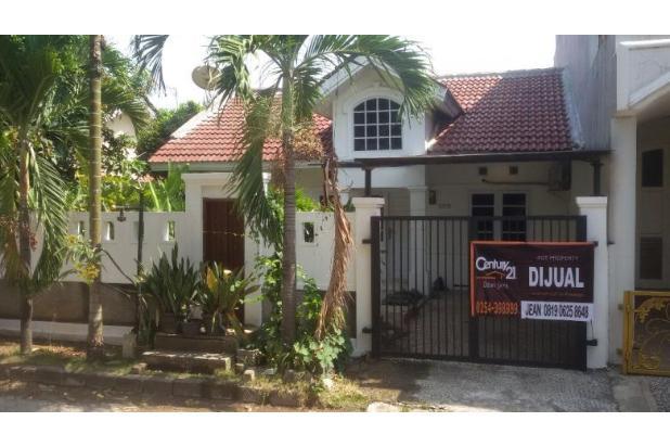 Rumah Cluster Metro Garden Cilegon 13962384