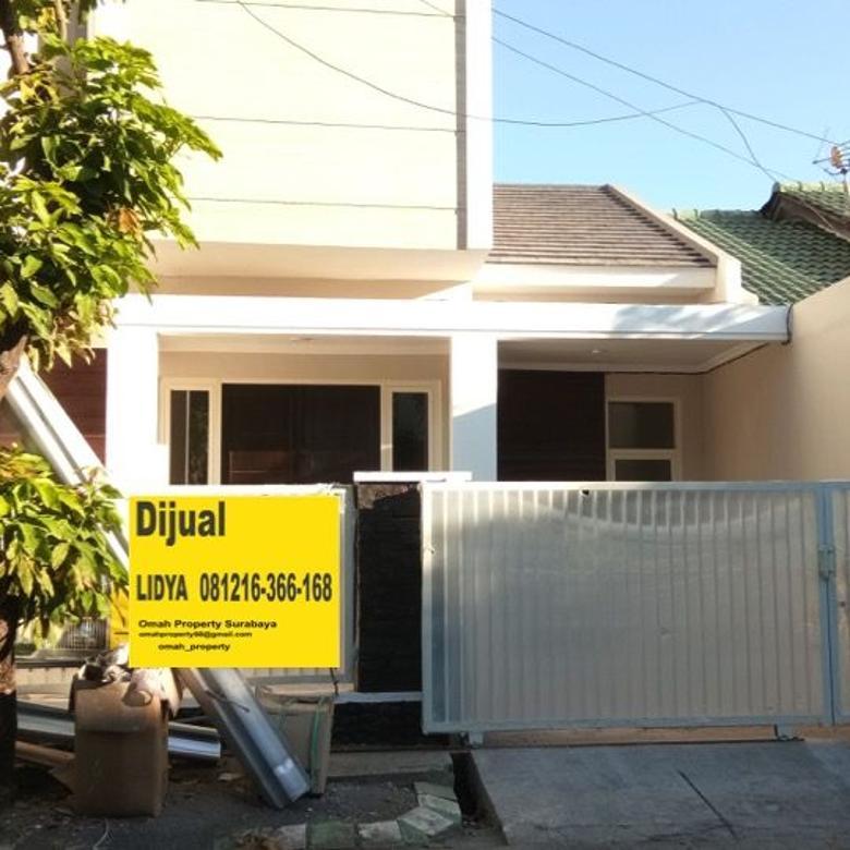 Jual Rumah Baru 2Lt Minimalis Di Garden Dian Regency Sedati