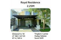 rumah royal recidence surabaya murah
