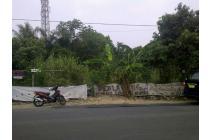 Tanah Strategis Pinggir Jalan Raya Sawangan