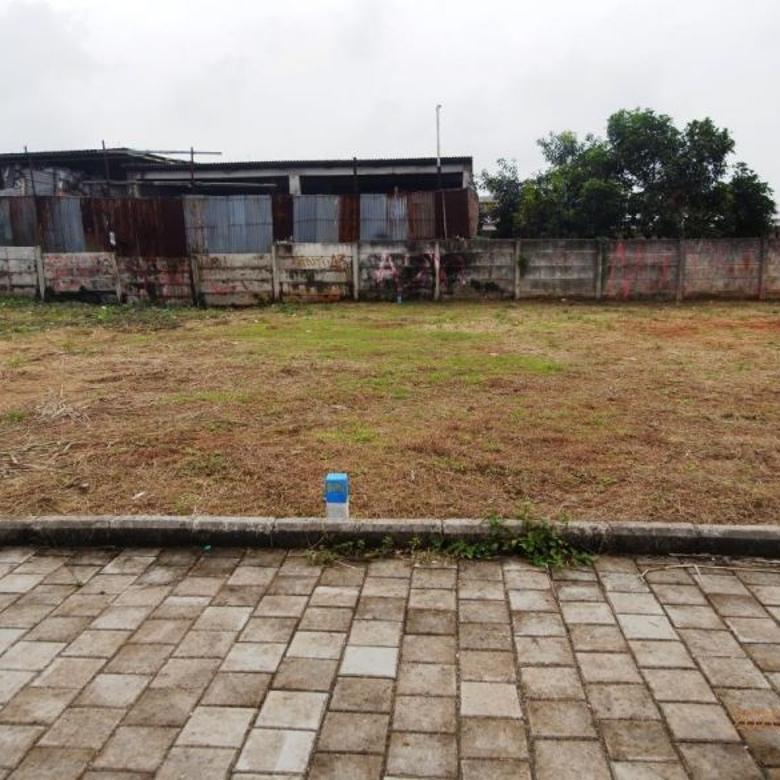 Kavling Tanah Murah Dekat Villa Pamulang Luas 141 m2