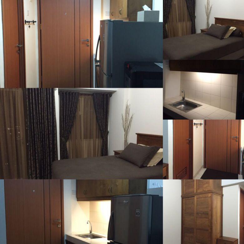DIJUAL CEPAT !! Apt. Margonda Residence Full Furnish , HargaOK