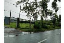Dijual Gudang 1.1 hektar strategis di Jember