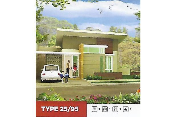 Rp881jt Rumah Dijual