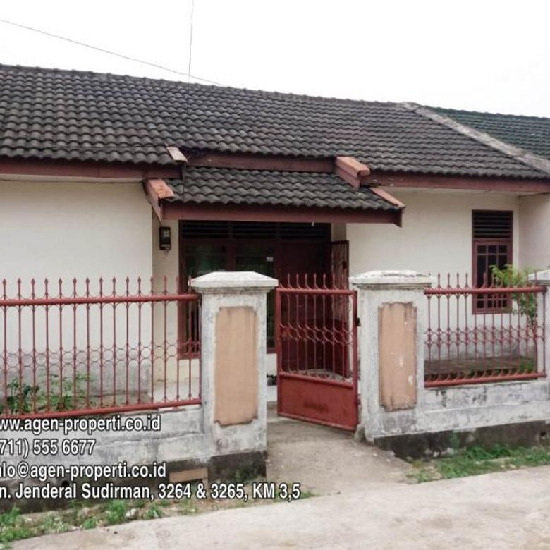 Dijual Rumah Siap Huni Komplek Taman Sari 2 Kenten Palembang