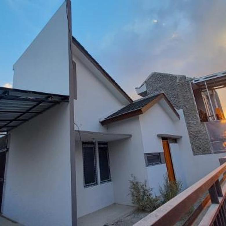 rumah Minimalis harga murah bebas banjir