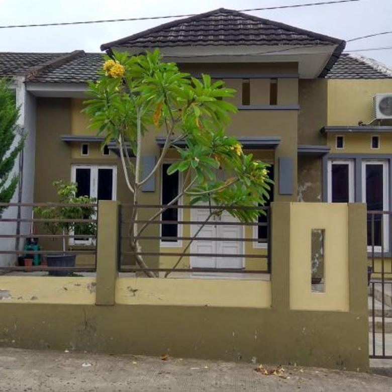 Rumah Tipe 85+Tanah 205 m2 tidak jauh dr AKPER Telanai Bhakti