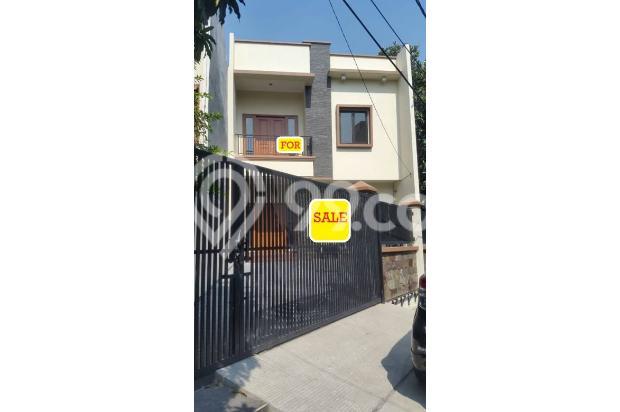 Rumah Sunter 8x19m 2,5lantai (baru, murah) 13372327