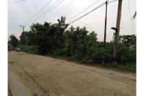 Tanah 1000 M2 Pinggir Jalan Raya Dago Parung Panjang Di Jual Nego