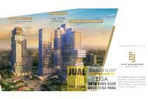 HARGA TERMURAH Pusat Kota SOHO AKR Signature Gallery Tipe Loft 147m2