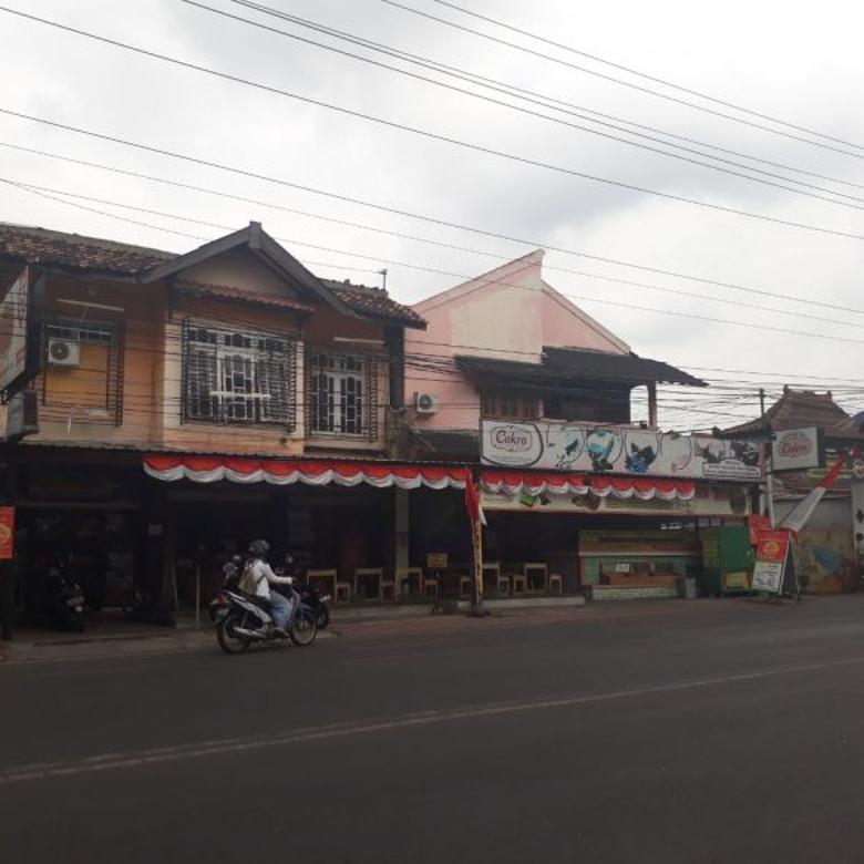 Ruko Strategis di Pusat Bisnis Yogyakarta JL Hos Cokroaminoto