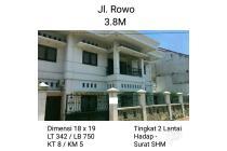Rumah Jl. Rowo Surabaya