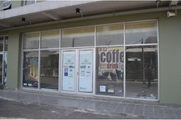 tempat usaha di kawasan central bussines distric asia afrika bandung