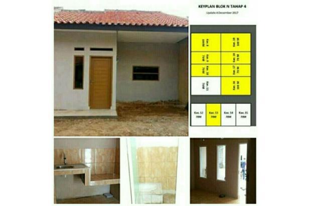 rumah modern dengan type besar cuma 120jt 16693666