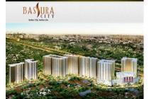 Jual Apartemen Baru Siap Huni Bassura City 3 Bedroom Unfurnish