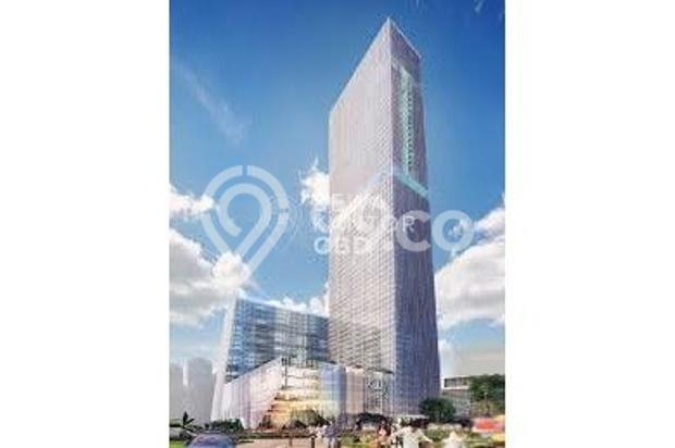 FOR SALE OFFICE SPACE TOWER SUDIRMAN 7.8 – DIRECT CONNECTION TO MRT STATION 12900302