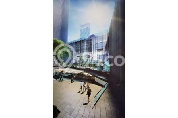 FOR SALE OFFICE SPACE TOWER SUDIRMAN 7.8 – DIRECT CONNECTION TO MRT STATION 12900309