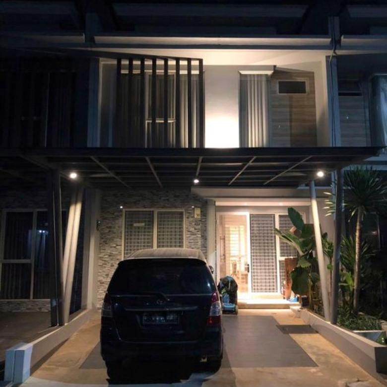 Dijual Rumah Cluster North Mississippi Jakarta Garden City