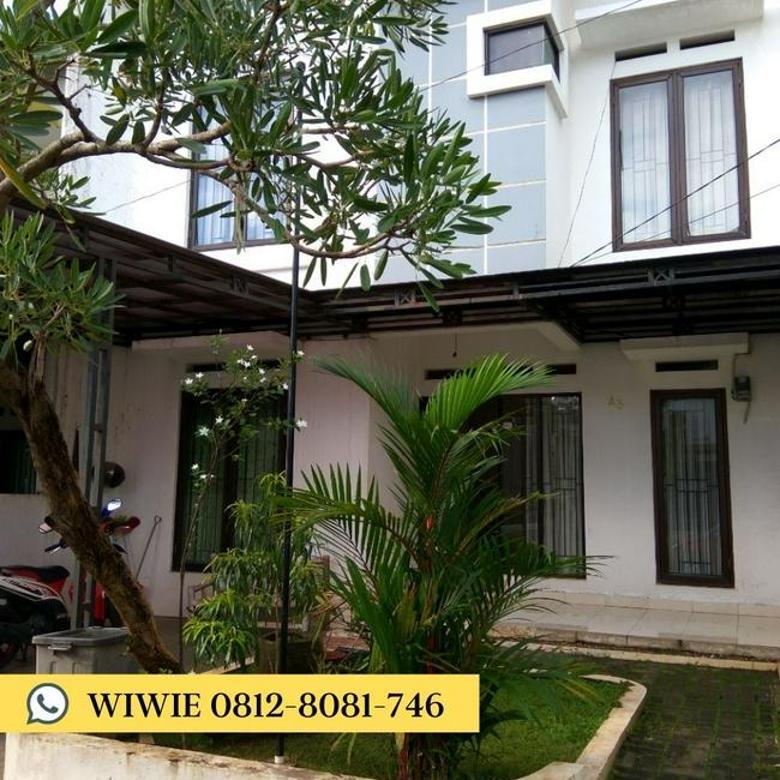 Rumah 2 lantai siap huni di daerah Gandul, Depok.