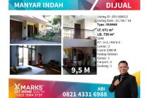 Rumah Mewah di Pusat Kota Surabaya