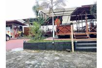 Dijual Rumah Semi villa + Cafe di Dago Atas